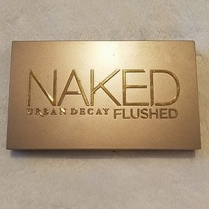 Naked Flushed Native palette